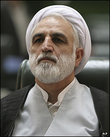 Endorse Nomination of Iran's General Prosecutor for International Bludgeon Award