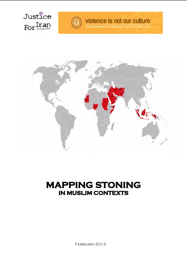 Stoning in Muslim Contexts: A Mapping Report