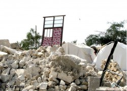Justice for Iran Calls for the Protection of Earthquake Victims and Relief Workers in Bushehr