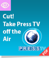 Cut! Take Press TV off the Air