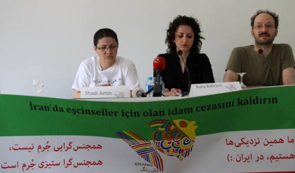 Launch of the report on torture in the name of treatment during the Istanbul 2014 Pride