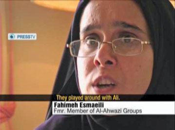 Fahimeh Esmaili Badavi gave birth in an Intelligence Ministry solitary cell in the presence of guards. Judge Shabani sentenced her to 15 years of prison in exile in Yasouj during closed court sessions, ignored her lawyer's defense … and violated legal standards