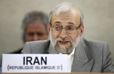 "Mohammad Javad Larijani responded to the body of recommendations by saying: ""Until 70 years ago all Western countries did not consider it a human rights violation to proclaim an end to homosexuality, then considered an illness. But now that it is prevalent in the West, you ask everyone to follow your way. This is venal and not beneficial."" In his closing remarks he continued: ""Under no circumstances do we accept any particular life style imposed on us in the name of human rights."""