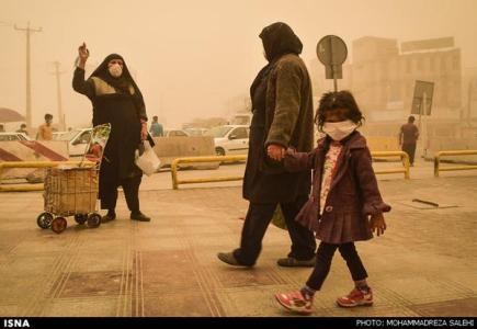 11 NGOs urge UN experts to intervene in the environmental crisis in southwestern Iran