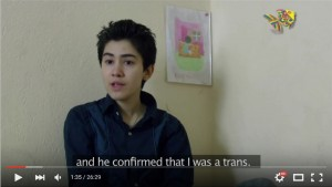 Gender identity is not a crime: Akan's video testimony