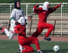 Iranian Female Soccer Star Faces Husband-Imposed Travel Ban