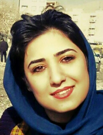 Iran admits to conducting a virginity test on Atena Farghadani