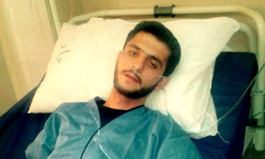 Death, cancer and injustice threaten Afshin Sohrabzadeh's life