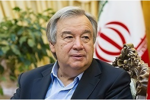 UN Secretary General highlights Iran's dismal human rights record