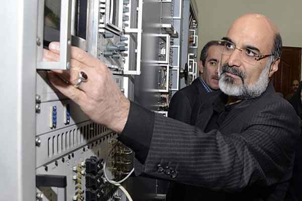Sanctions are imposed on Abdolali Asgari, head of Iran's state broadcasting agency