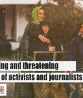 Iran: Activists' families facing harassment