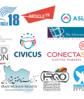 Forty NGOs sign joint letter to General Assembly urging support for Iran resolution