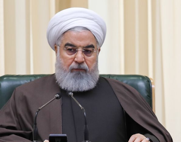 Human Rights Violator: Hassan Rouhani