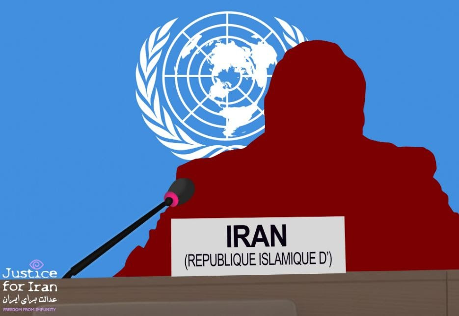 Justice for Iran's critical evaluation of the 34th UPR in Geneva