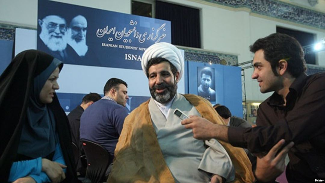 Efforts Under Way To Have Iranian Human Rights Violator Arrested In Europe