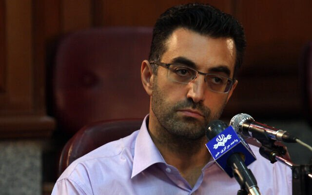 Rights group: Iran TV aired 355 suspected coerced confessions over past decade