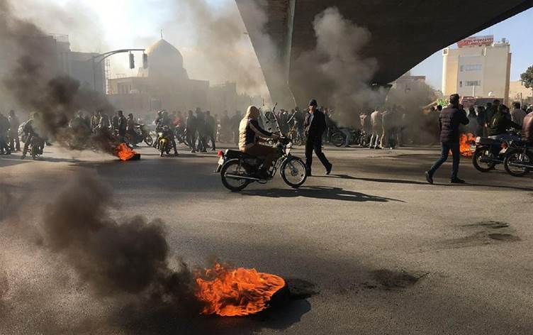 Iran used internet shutdown to conceal heinous protest killings: Amnesty
