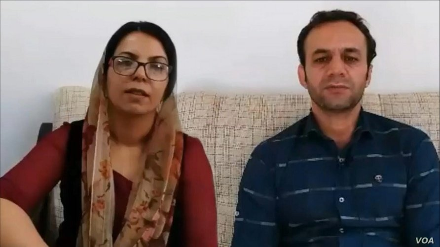 Source: Iranian Kurdish Activist Married Couple Defy Summons for Trial Based on Forced Confessions